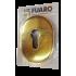 Врезная броненакладка Fuaro DEF 4825 GP золото