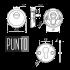 Броненакладка Punto Z 5513 AB бронза