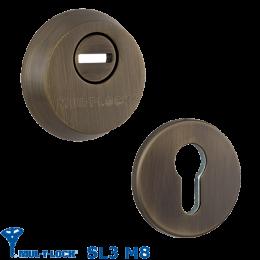 Броненакладка Mul-t-Lock SL3-M8 AB
