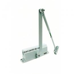 Доводчик KEDR A 051 (25-50 кг) W белый