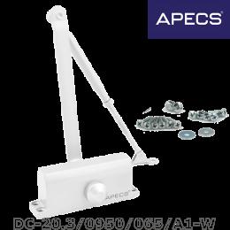 Доводчик Apecs DC-20.3/0950/065-A1-W (40-65 кг)