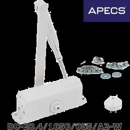 Доводчик Apecs 60-85 кг белый