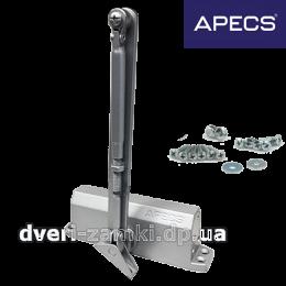 Доводчик Apecs 60-85 кг серый