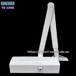 Доводчик Geze TS 1500 RAL 9016 (белый)