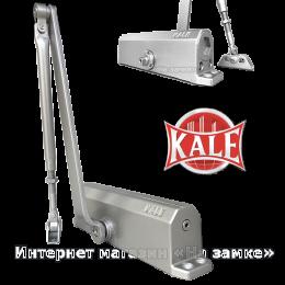 Доводчик KALE 1200x2400 мм (25-120 кг) серый