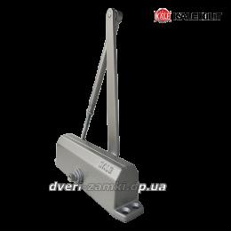 Доводчик KALE 950x2100 мм (40-65 кг) серый