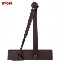 Доводчик Ryobi DS-1554 коричневый с фиксацией
