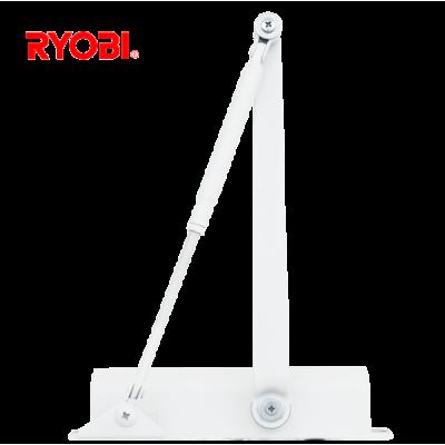 Накладной доводчик Ryobi D-1504 WH белый (от 60 до 80 кг)