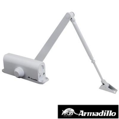 Доводчик дверей Armadillo LY-4 (60-85 кг) белый