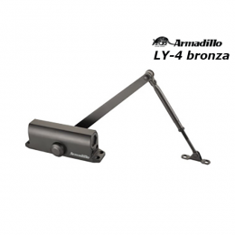 Доводчик Armadillo LY-4 до 85 кг бронза