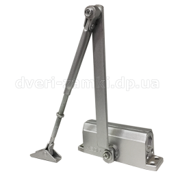 Доводчик KEDR A 051 (25-50 кг) S серый
