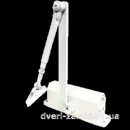 Доводчик KEDR A 061 (45-75 кг) W белый
