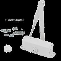 Доводчик двери KF-061 до 65 кг белый