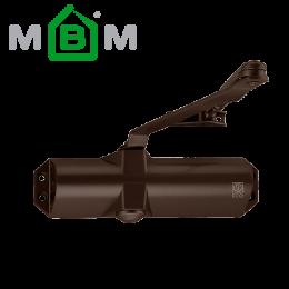 Доводчик MVM TS-10-D RAL 8014 коричневый