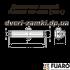Доводчик для входных дверей Fuaro DC-203 BR (коричневый) до 65 кг