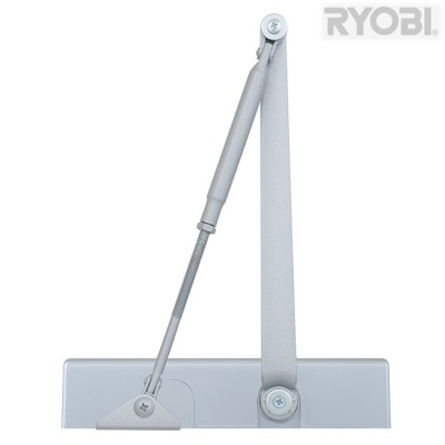 Доводчик Ryobi D-2055V BC серый (от 80 до 100 кг)