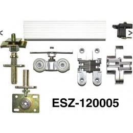 Раздвижная система EKF 120005 (Книжка)