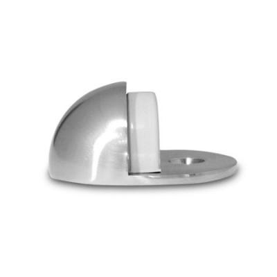 Упор дверной Apecs DS-0002-SN матовый никель