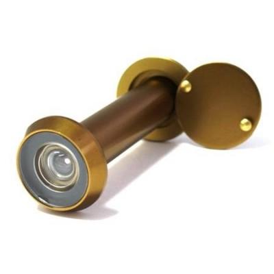 Дверной глазок Apecs 5016/70-110-AB бронза