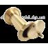 Дверной глазок USK 5101 SB 35-60 мм матовое золото
