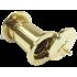 Дверной глазок Siba DW-4070 PB золото