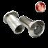 Дверной глазок Siba DW-60-100 SN матовый хром