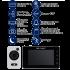 Видеоглазок Mul-T-Lock GOTU+ 5140 с режимом ночного видения