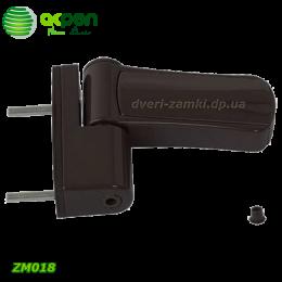 Петли Akpen ZM018 3D 120 кг коричневые