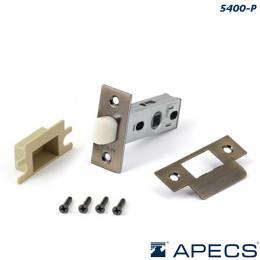 Защелка Apecs 5400-P пластик AB (бронза)