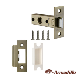 Защелка Armadillo LH 120-45-25 AB бронза