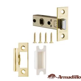 Защелка Armadillo LH 120-45-25 GP золото