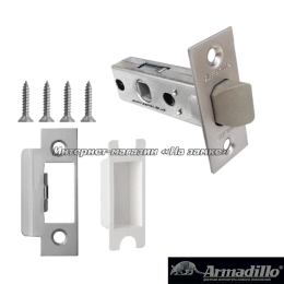 Защелка Armadillo LH 121-45-25 SN