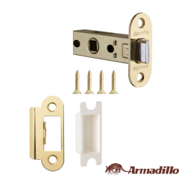 Защелка Armadillo LH 220-45-25 GP золото