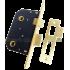 Комплект ручек на планке YU-TL PS1205 BRG/GP матовое золото