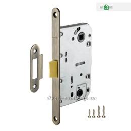 Механизм для дверей MVM P-2056 WC AB бронза