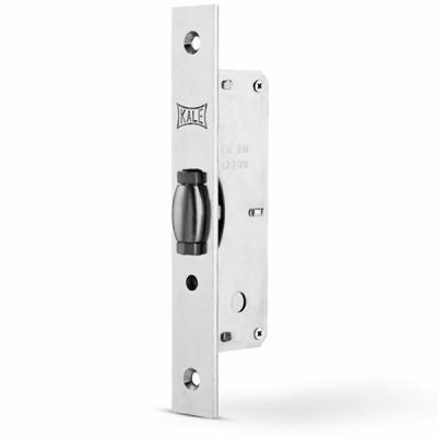 Защелка регулируемая KALE 155 B (ролик) для входных и межкомнатных дверей