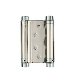 Петля пружинная двусторонняя Doraz 201-3 никель