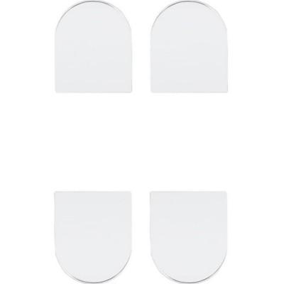 Комплект колпачков AGB Eclipse белый