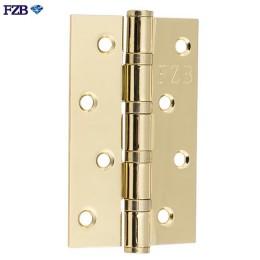 Петли FZB 125x75x2,5 4BB PB золото