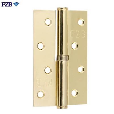 Дверные петли FZB 120x70x2.5 PB золото