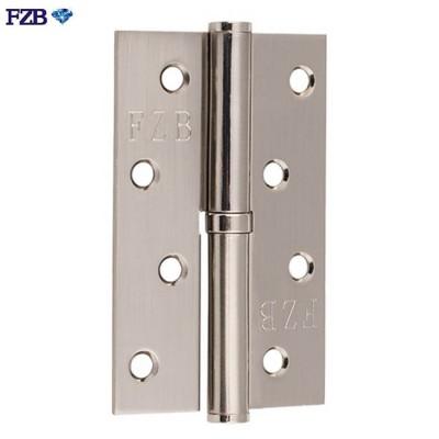 Дверные петли FZB 125x75x2.5 SN матовый никель