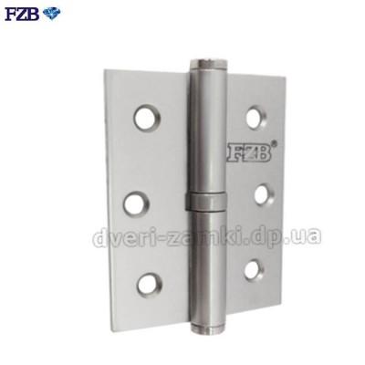 Петли FZB 75x62x2,5 SN матовый никель