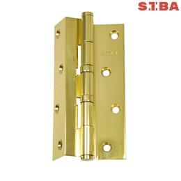 Петли угловые Siba 125 мм PB