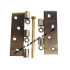 Петля универсальная Apecs (Апекс) 100x75-B4-Steel-AB бронза