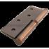 Дверные петли Apecs 100x75-B Steel AC медь