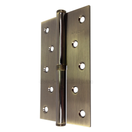 Петли Apecs 125x75-B-Steel-AB