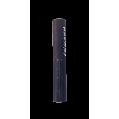 Петли точеные приварные D16x80 мм