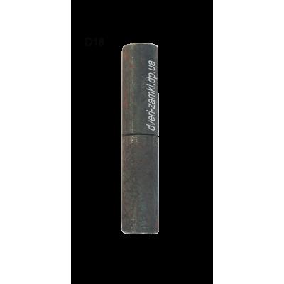 Петли точеные D18x100 мм