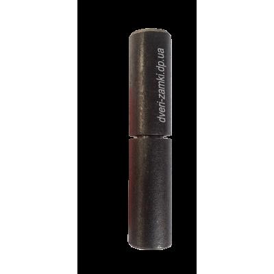 Петли точеные D24x110 мм для металлических дверей