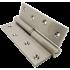 Дверные петли Siba 120 мм 1BB 120x80x4.0 SN матовый хром. Толщина 4 мм.
